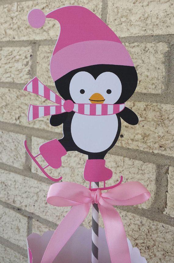 NEU Pinguin Herzstück von mlf465 auf Etsy