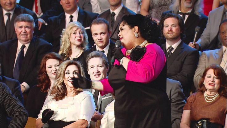 Music video by Bill & Gloria Gaither performing Take My Hand, Precious Lord (feat. Marshall Hall, Angela Primm & Jason Crabb) [Live]. (P) (C) 2012 Spring Hou...