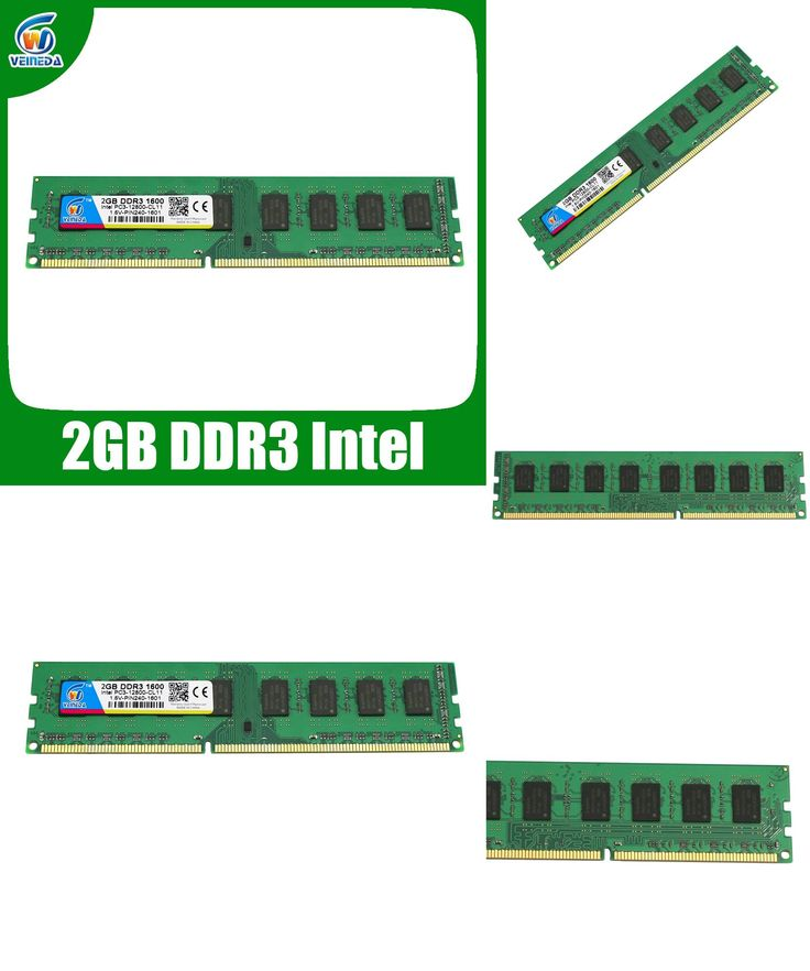 [Visit to Buy] ram ddr3 2gb Memoria ddr3 1333 For Intel AMD Desktop PC3-10600 Brand New Lifetime Warranty #Advertisement