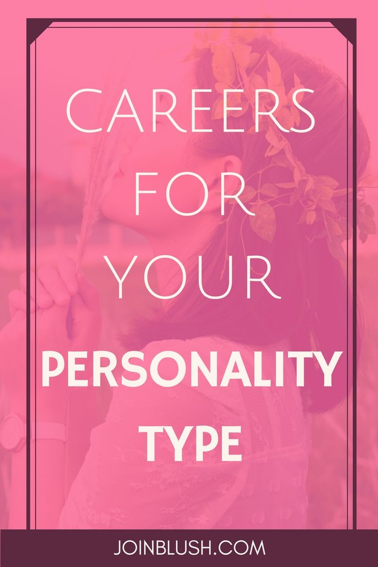 best career ideas resume resume tips and job search careers for your personality type