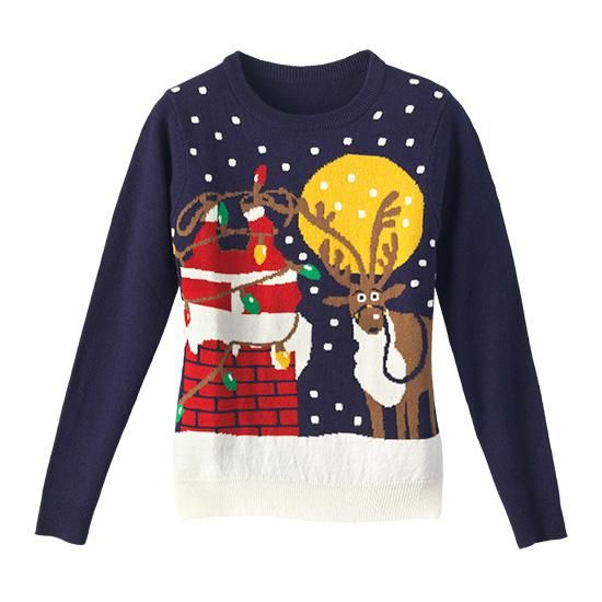 free christmas sweater canada