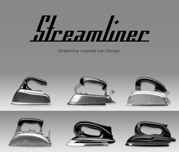 Streamliner | The Iron