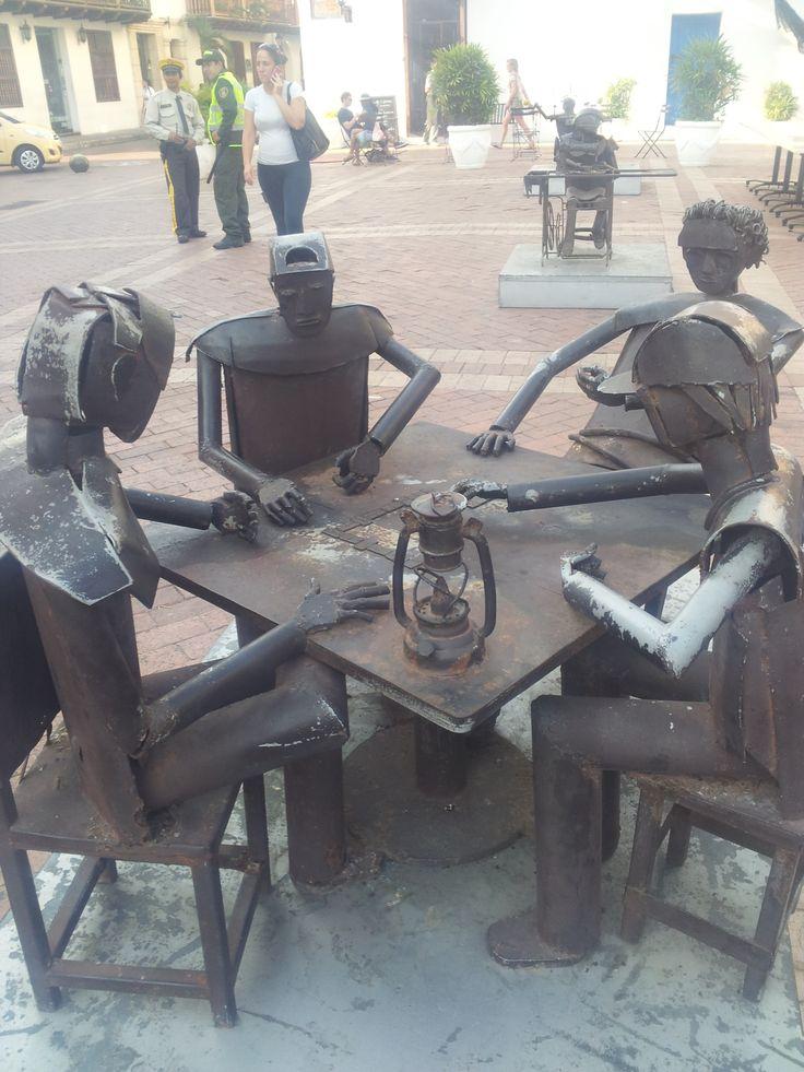 Centro Histórco Cartagena de Indias