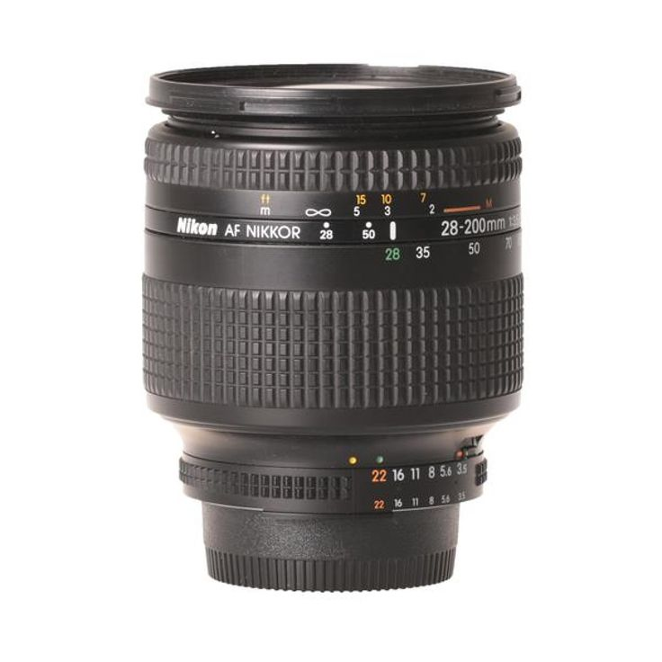 Second hand Nikon AF 28-200mm F3.5-5.6D Lens for sale www.togbox.com