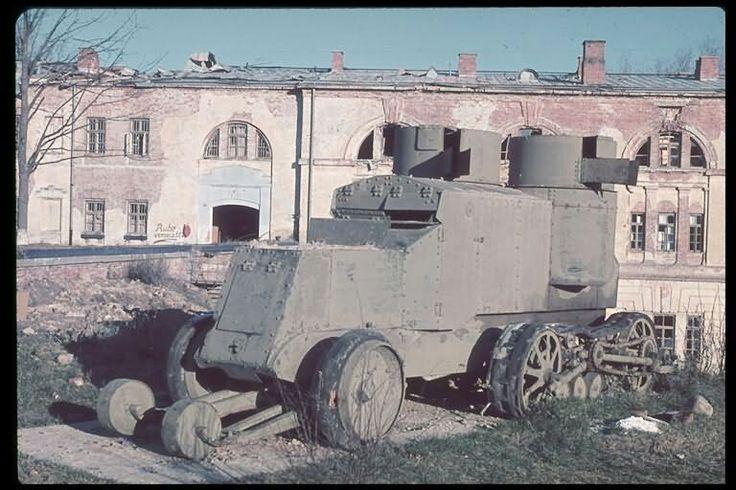 Polish armoured car 1939, pin by Paolo Marzioli