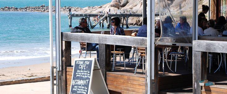 Flying Fish Cafe - Port Elliot   Breakfast, Restaurant, Events