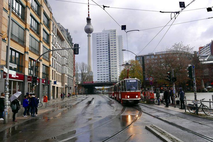 DVN Themenfahrt (Saisonabschluss) An der Spandauer Bruecke 10178 Berlin-November 2017-