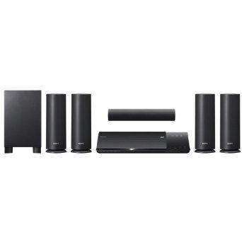 Sony BDV-N590 5.1 3D-DVD/-Blu-ray-Heimkinosystem (2 HDMI-Eingänge, 2D/3D-Konvertierung) schwarz: Amazon.de: Heimkino, TV & Video