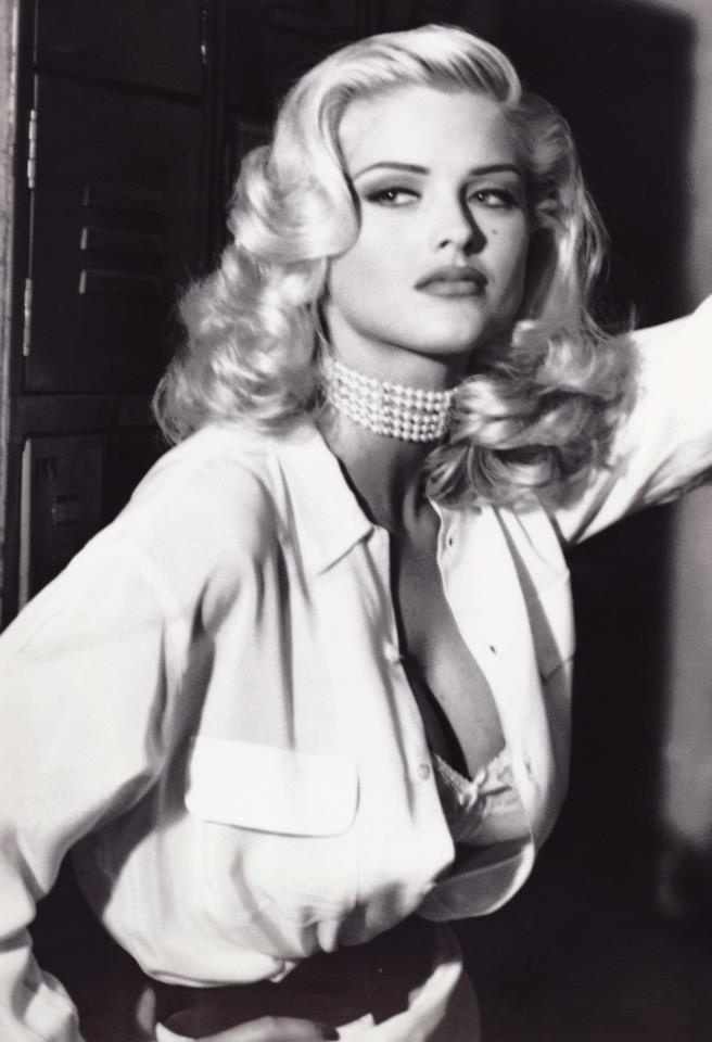 22 best Anna Nicole Smith Blonde Goddess images on ...