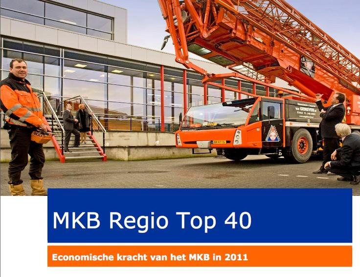 MKB TOP 40: De nieuwe MKB Regio Top 40 is uit  met een fraaie nummer 3 positie is onze regio Gooi –   en Vechtstreek een uitstekend presterende stijger in de Rabo MKB Regio Top 40. Deze -overigens uiterst precieze- publicatie geeft ondermeer antwoorden en inzichten op de vraag in welke Nederlandse regio de economische kracht van het MKB het grootst was.