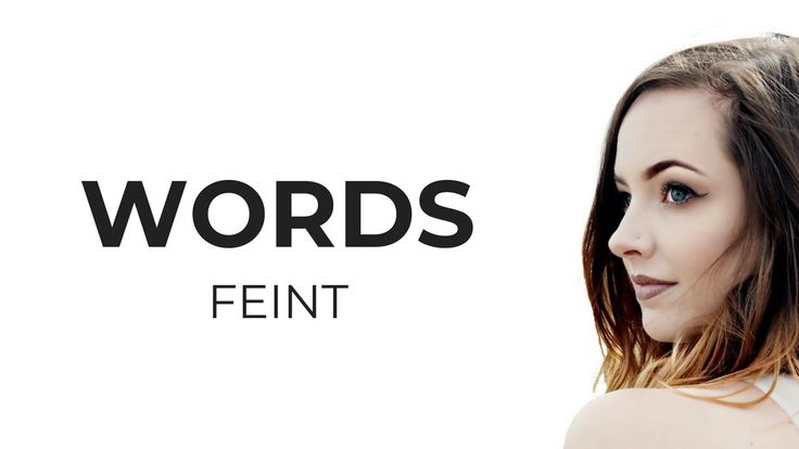 Feint Words [ Lyrics ] (feat. Laura Brehm) (With images