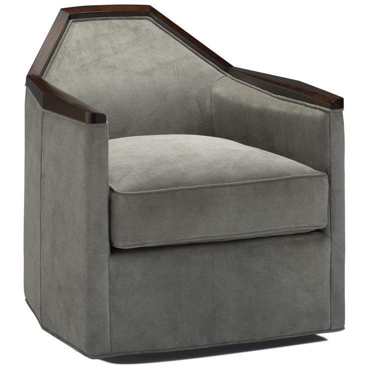 Normandie Swivel Chair   Inspired By A Josef Hoffman Design, This Chair  Represents An Altogether