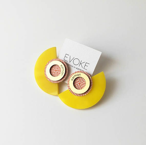 JOANNE  Earrings from EVOKE collection
