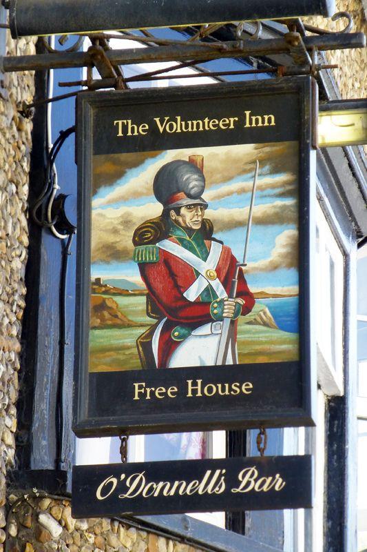 Volunteer Inn, Lyme Regis.   Flickr - Photo Sharing!