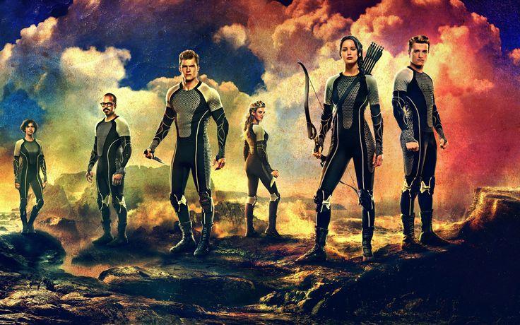 CATCHING FIRE Like Katniss Everdeen - Cinemagogue