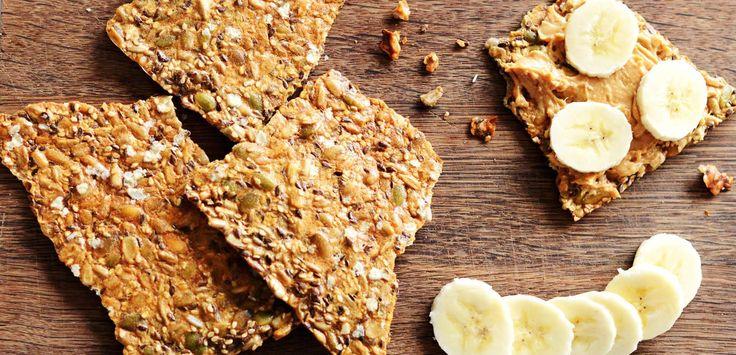 Nyttigt proteinknäcke, perfekt som frukost, mellanmål eller tillbehör till…