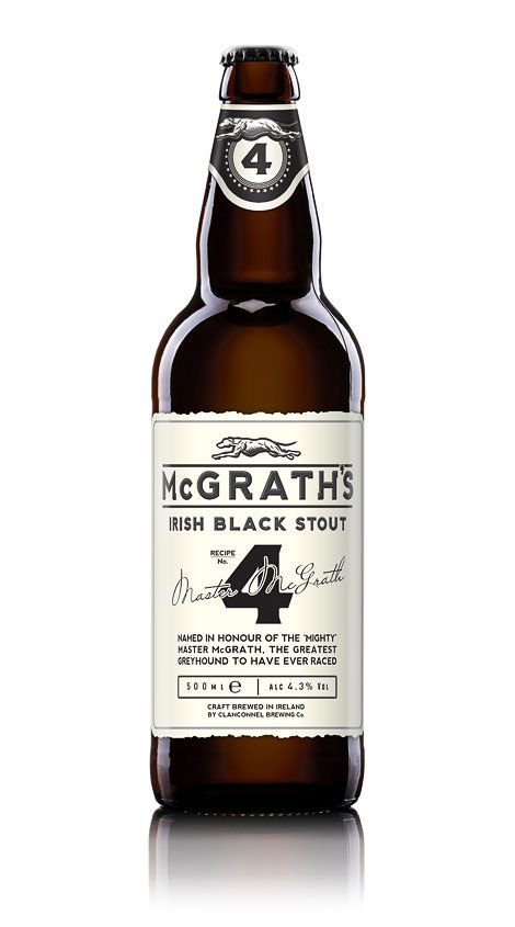 Really like the white space but it is a bit too like a whiskey label.