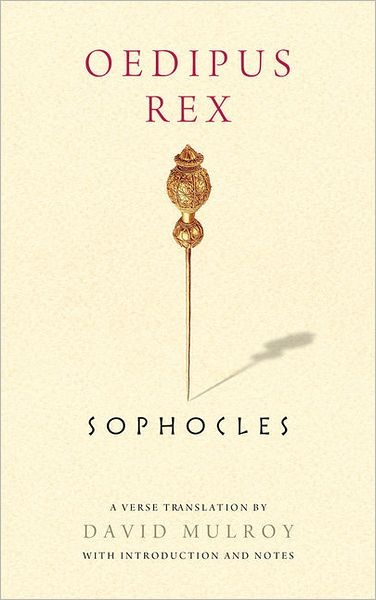 What is the major situational irony in Sophocles' Oedipus Rex?