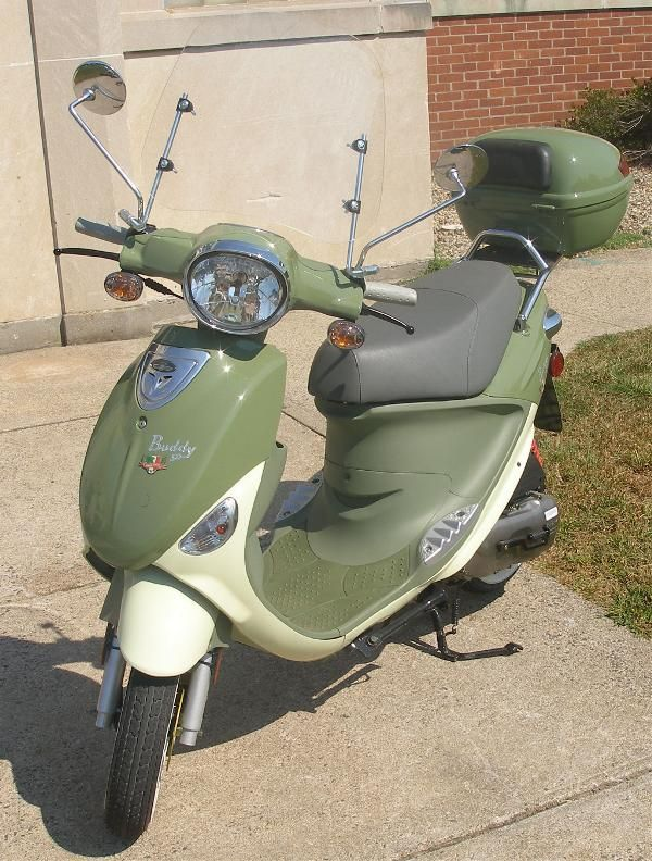 buddy motor scooters | scooter buddy little international italia 50 cc used genuine buddy ...