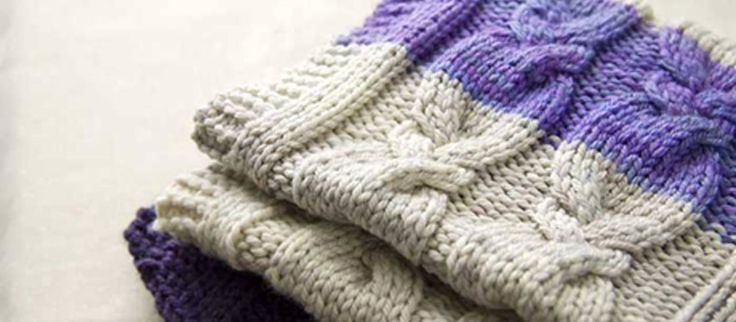 Free Knitting Pattern For Baby Blanket With Cables : 17 Best images about Things I love on Pinterest Fabric ...