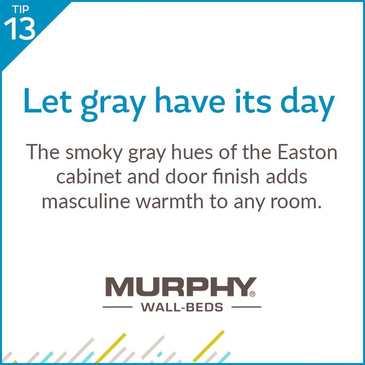 Gray is a soothing tone and can add warmth to any room.