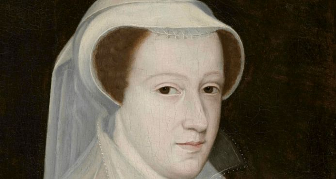 Mary Queen, of Scots was executed in 1587 after the executioner required multiple swings of the axe to behead her.