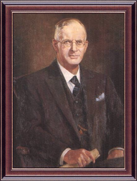John Curtin, 14th Prime Minister of Australia - Parliament House, Canberra, Australia