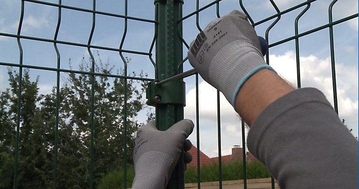 Comment Installer Un Grillage En Panneaux Castorama Comment Installer Panneaux Grillage Rigide Castorama