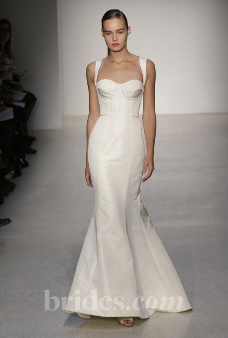 Mermaid Silk Wedding Dress – fashion dresses
