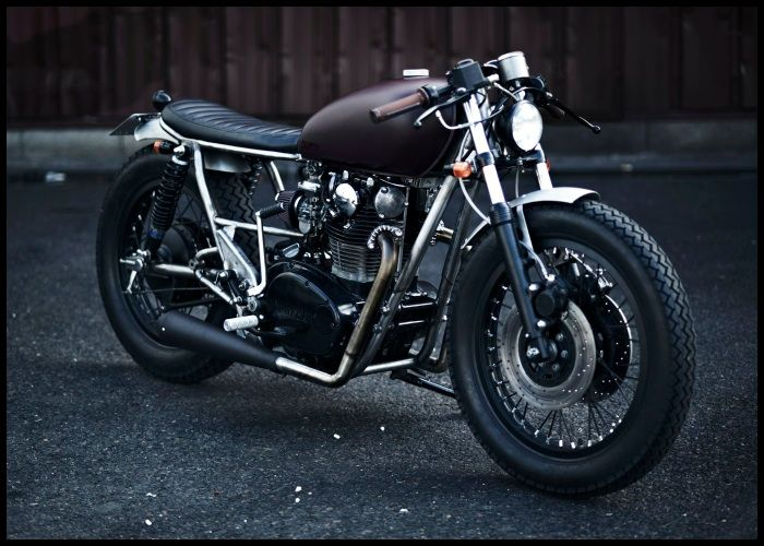 yamaha xs650 cafe racer special pinterest sexy cafe racers and paris. Black Bedroom Furniture Sets. Home Design Ideas