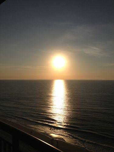 Myrtle Beach, South Carolina…Beautiful Oceanfront Sunrises and Seashells