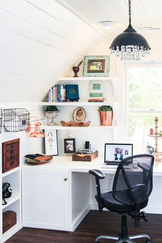 25+ best ideas about Attic office on Pinterest | Attic ... - photo#7