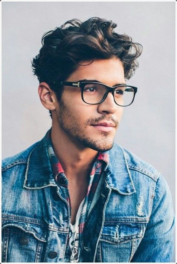 80 Glasses for Men to Look Sexy Anytime It is hard to choose the right glasses f…