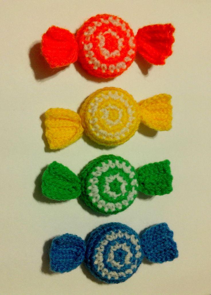 Imanes Crochet, $35 en https://ofeliafeliz.com.ar