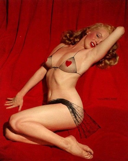 Perfect. cant Marilyn monroe nude golden dreams poster scene, damn!