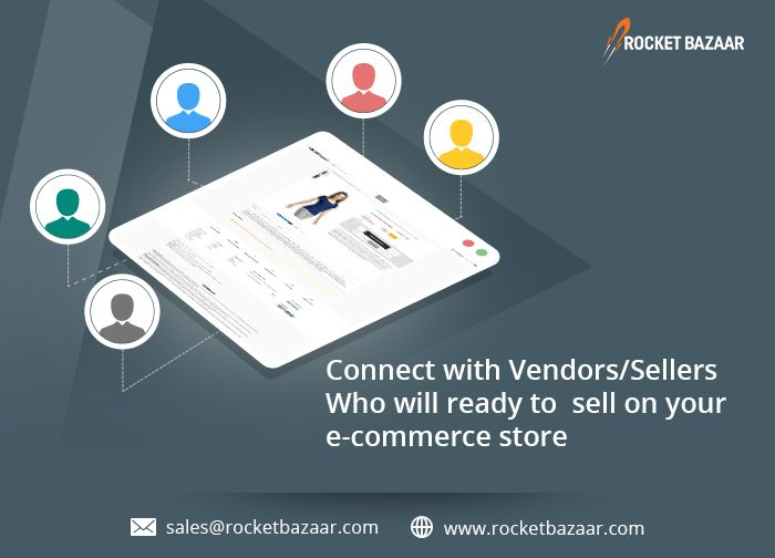 Want to turn your single magento store to multi vendor store but do not have enough budget! Do not worry, build your dream marketplace with Rocket Bazaar magento 2 marketplace extensions. All extension from Rocket Bazaar has designed to give advanced functionality where you and your vendor can work together smoothly & get profit