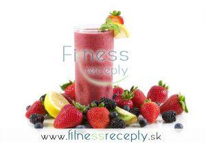 Zdravé fitness recepty - Raňajkové ovocné smoothie