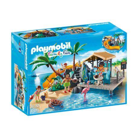 Piątek, piąteczek, piątunio:) Uwielbiamy:)  Karaibska Wyspa z Barem na Plaży, tego nam potrzeba ... w zestawie Playmobil 6979 dla dzieci już od lat 6.   Relaks przy przy drinku ... wodzie kokosowej, soku owocowym, schładzających napojów:)  Towarzystwo figurek zagwarantowane, są krzesła, stół, flamingi i palmy.  Gdyby nas nie było w sklepie, wiecie gdzie nasz szukać:)  Miłego Weekendu:)  http://www.niczchin.pl/playmobil-summer-fun/4044-playmobil-6979-karaibska-wyspa-z-barem-na-plazy.html…