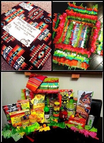 LDS Missionary Package: Cinco De Mayo.