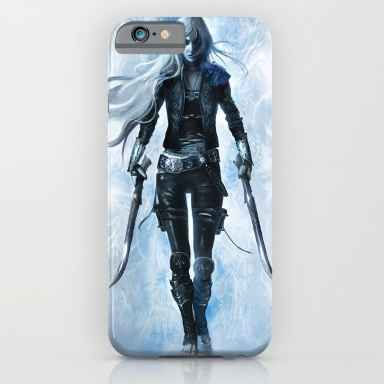 Celaena Icy Blue Phone Case - $35 - Gifts for Throne of Glass Fans