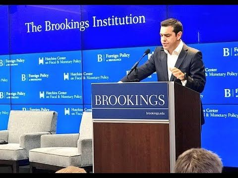 «Το μομέντουμ που έχει διαμορφωθεί στην στρατηγική σχέση ανάμεσα στην Ελλάδα και τις ΗΠΑ τα τελευταία χρόνια, έχει ακόμα πιο σημαντικό ρόλο να διαδραματίσει καθώς περνάμε σε αυτή τη νέα εποχή για τ…