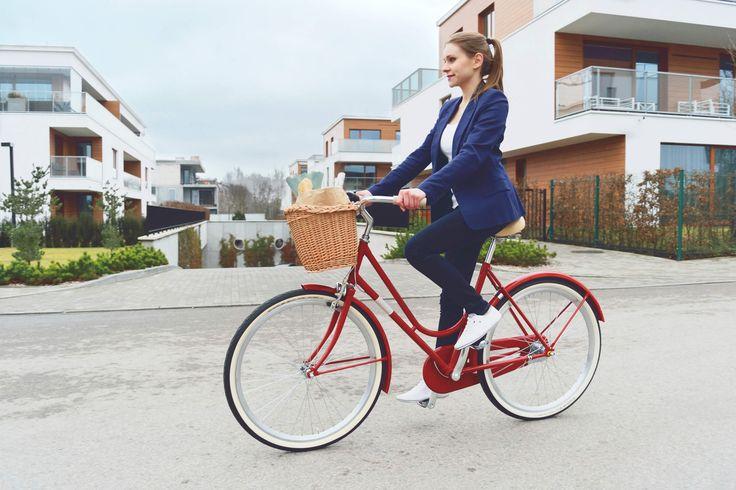 Na rowerze najlepiej <3 I love my bike! #balticabicycles