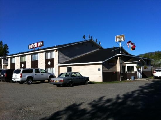 Northway Motor Inn in Dease Lake. BC Awesome----Ask for MARTIN!!