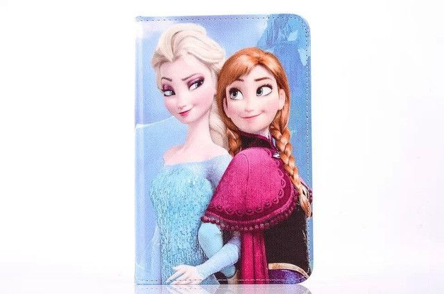 Fashion Cartoon MOVIE pu leather Stand holder case cover for Samsung Galaxy Tab 2 7.0 P3100 P3110