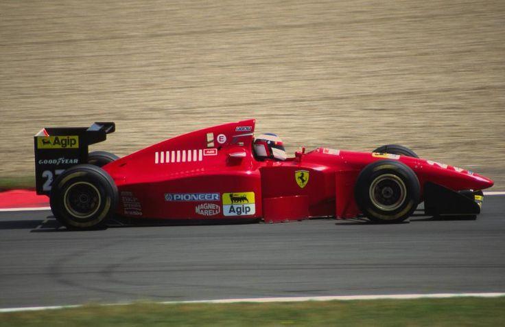 1994 monaco grand prix grid