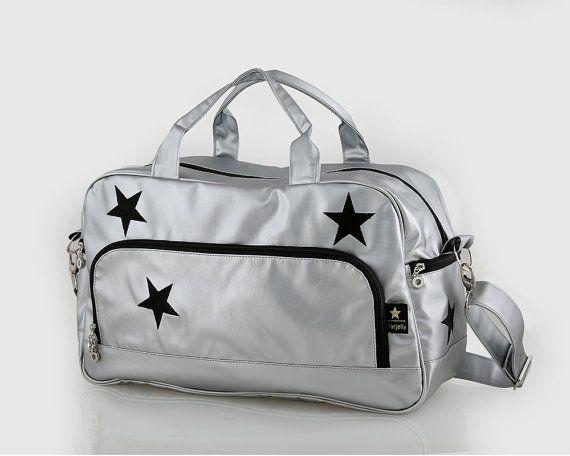 Maternity bag Stroller bag Modern Diaper bag by starjellyTLV