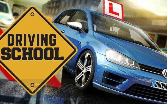 Car Driving School Simulator V2 6 Mod Apk Full Hacks Araba
