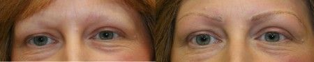 Natural semi permanent eyebrows #eyebrows #eyebrowtattoing #permanentmakeup