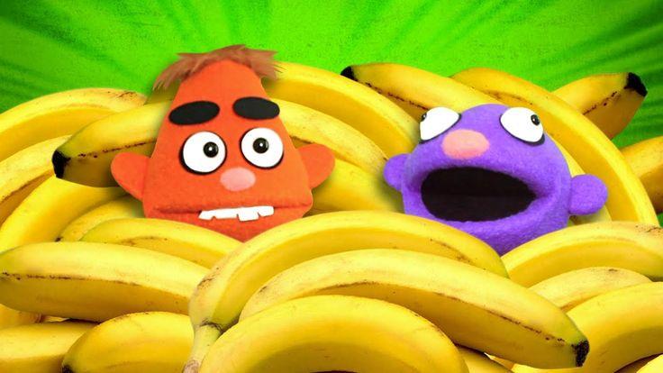BANANAS FOR BANANAS (Song for Kids ♫) | Pancake Manor