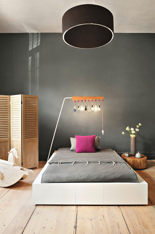Спальни в современном стиле: 40+ трендов интерьера в стиле контемпорари…